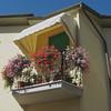 Balcony in Vagliagli, Province of Siena