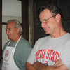 Dave and Bill at Cooking Class