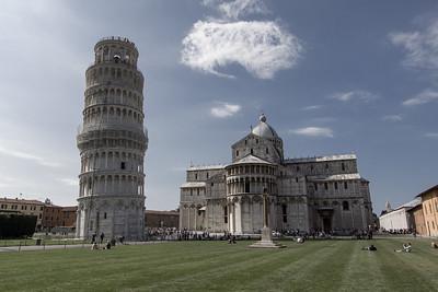 Italy (2009): Pisa