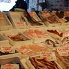 These next several food photos were taken at the Testaccio Market.