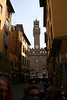 View of Piazza Signoria in Florence