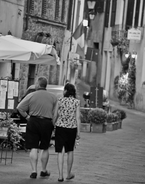 Tuscany Hrcaks Montalcino 2 BW