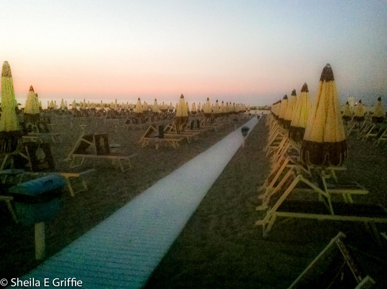2012 Misano Adriatico - La Spiaggia (iPad Pix)