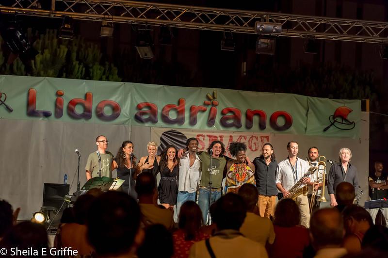 2012 Lido Adriano, italy - Spiaggia Soul