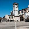 2012 Assisi, Italy - Basilica di San Francesco d'Assisi