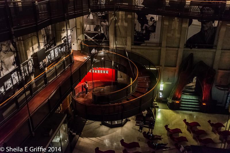 2014 Museo Nazionale del Cinema - Torino, Italy
