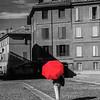 2014  The Red Umbrella, Parma, Italy