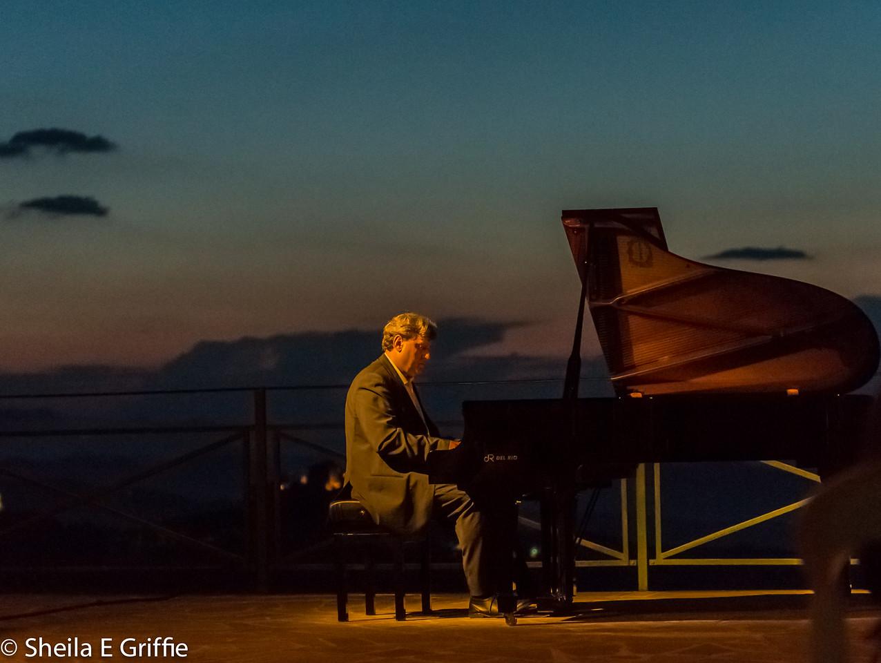 2012  Concerto Pianoforte  Castele di Canossa, Italy