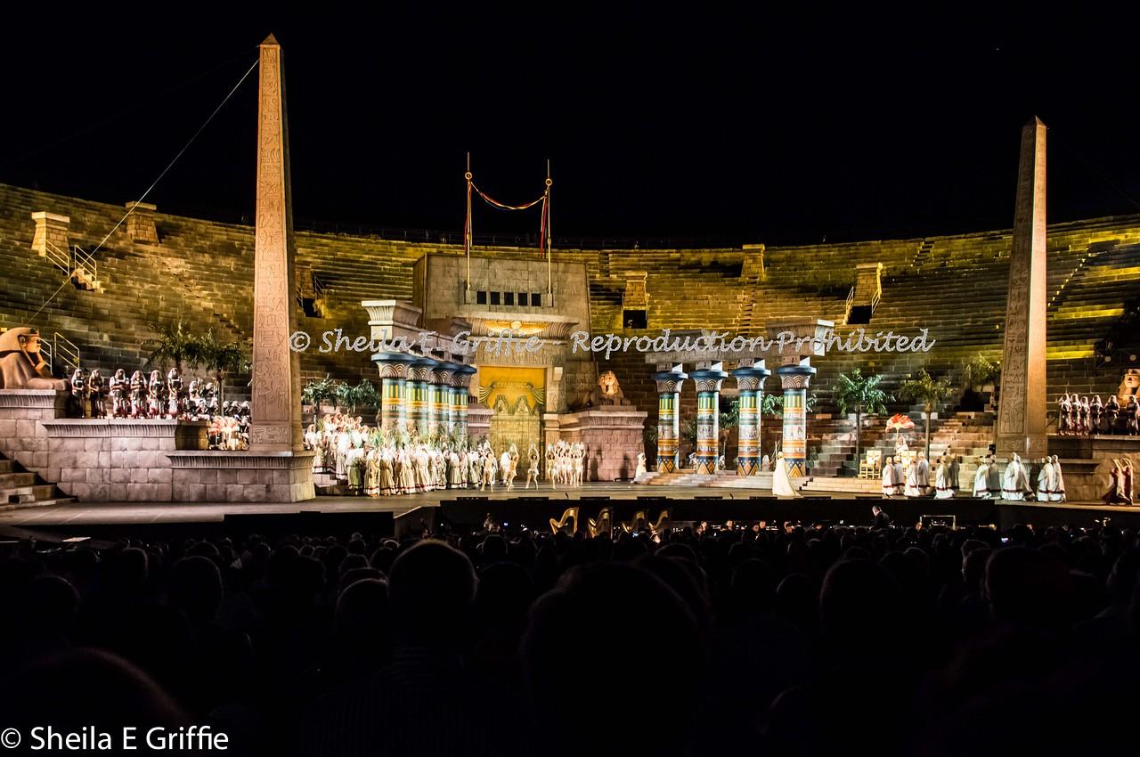 2012 L'Opera, Italy