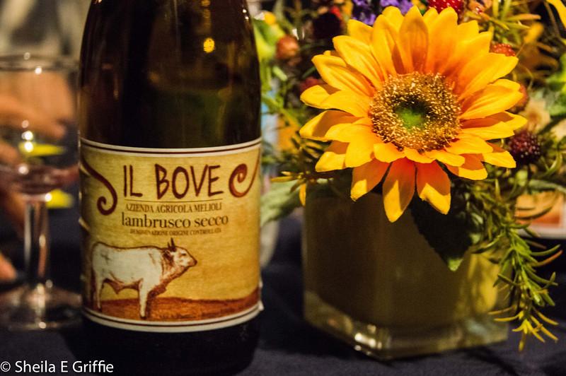 2012 Agricola IL Bove, Reggio Emilia, Italy