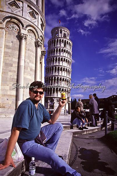 Pisa Tourist