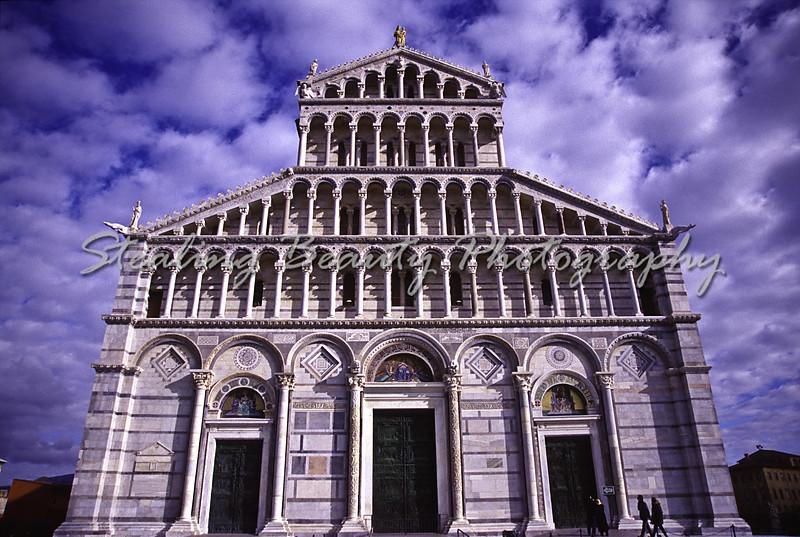 Pisa Basilica