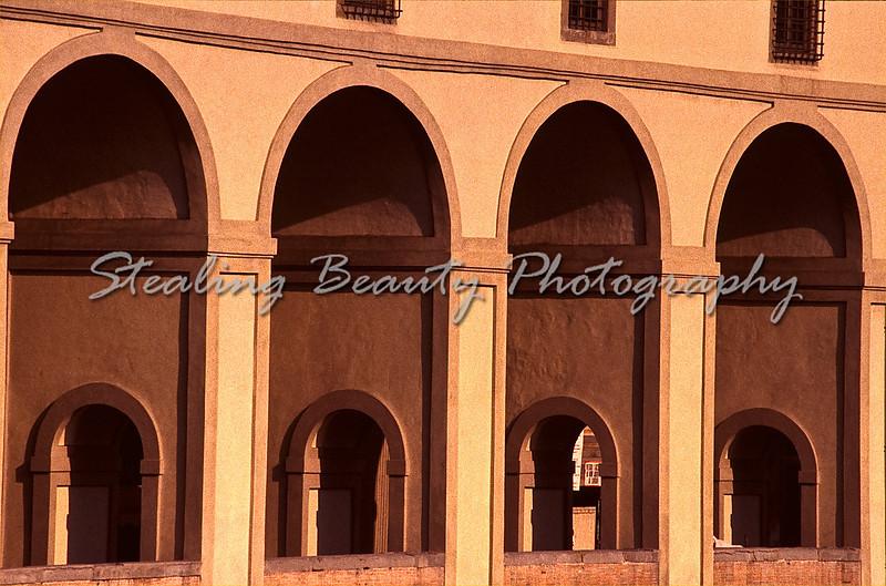 Firenze arches