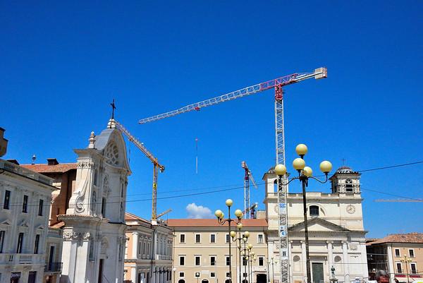 '19 A city still in reconstruction