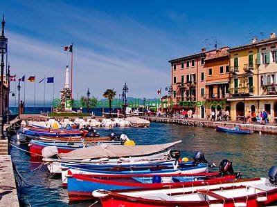 Lake Garda and Verona 2006 / 2007