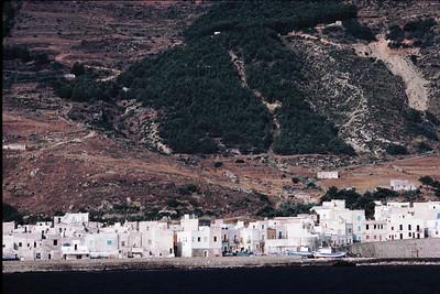 Marettimo Island in Sicily