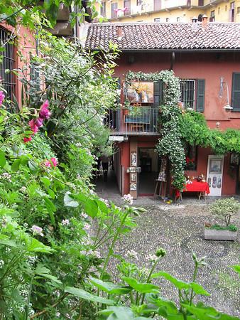 Milan Courtyards