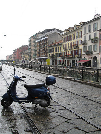 Milan Street Scenes
