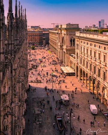Milan, Lombardy, Italy --- Milano, Lombardia, Italia