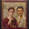 Baker Terentius Neo and his wife