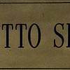 Name: Sign to the Secret Cabinet<br /> Location: Italy, Naples, National Archaeological Museum<br /> Remarks: In this room is all the phallic symbols and suggestive frescos used in Pompeii's prostitution house.