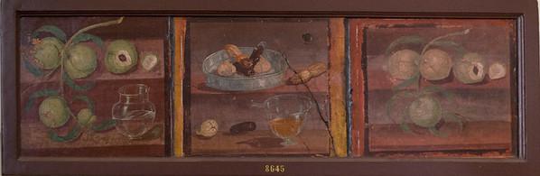 Unknown, still life fresco