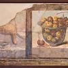 Name: Unknown, still life fresco