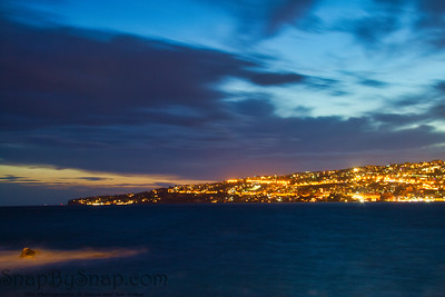 Blue Hour on the Bay of Naples