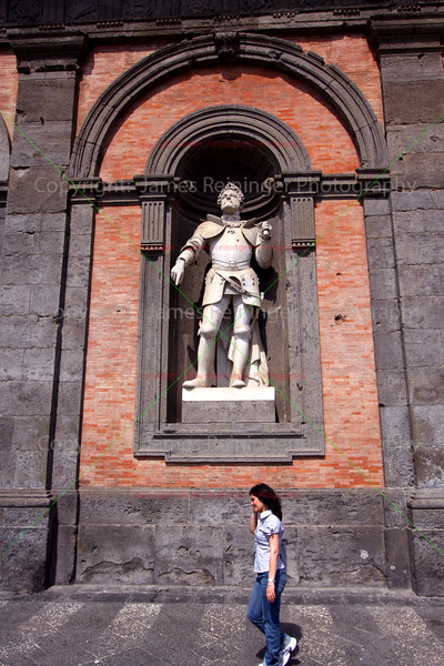 Statue of Charles V, Holy Roman Emperor