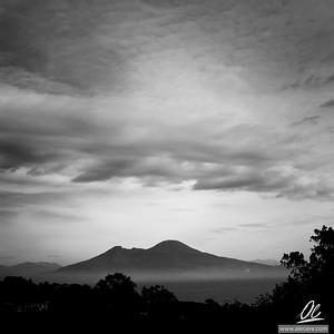 The profile of the beast - Il vulcano Vesuvio