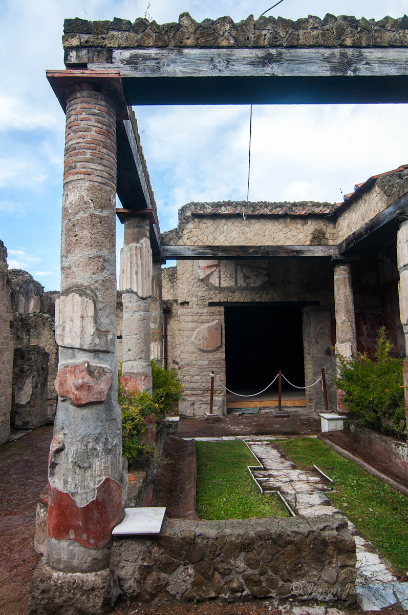 House at Herculaneum