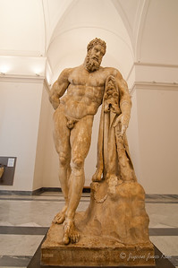 Hercules in rest