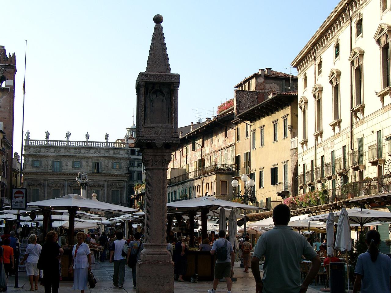 Verona - Piazza dell'Erbe