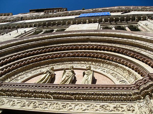 Exterior detail; Galleria Nazionale dell'Umbria