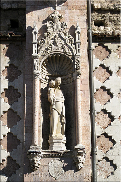 Details; Cathedral of Saint Lorenzo