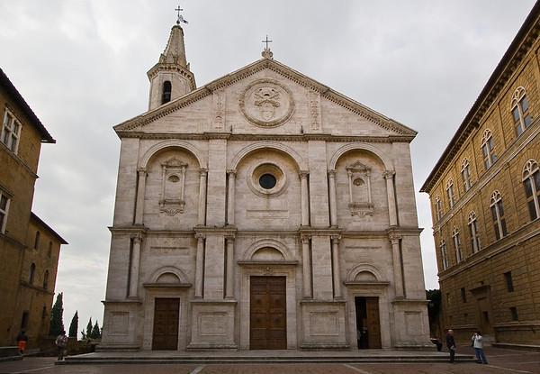 The Pienza Duomo