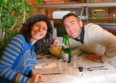 Beatrice & Gino