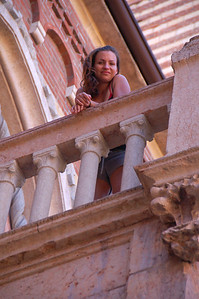 My Juliet in Verona