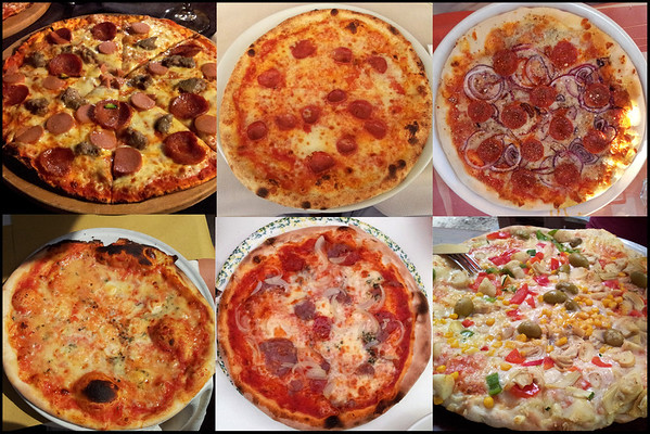 Pizza Tour 2012