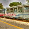 Itialian Railway in HDR