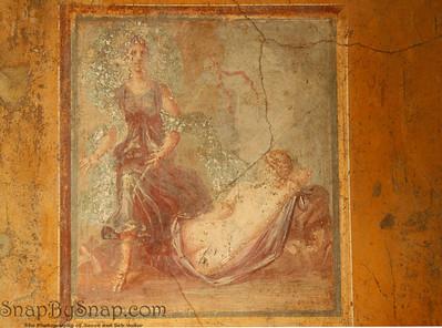 Pompeii Fresco
