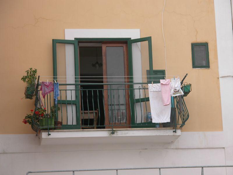 Ponza, Italy<br /> Window 1