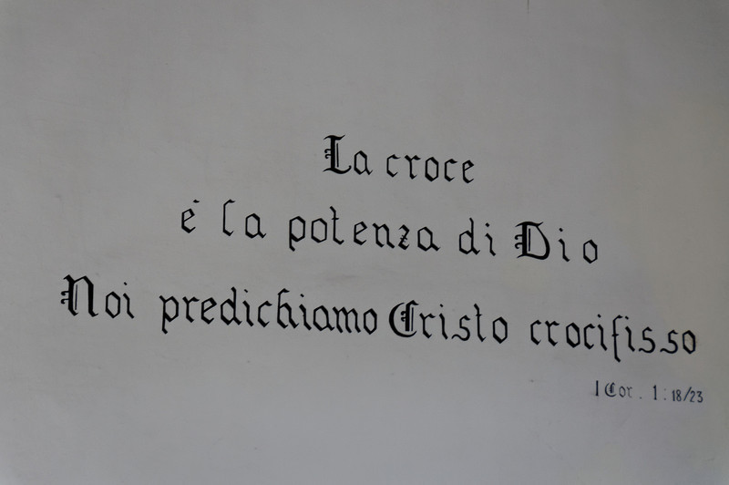 TEMPIO VALDESE  Pra del Torno, italia