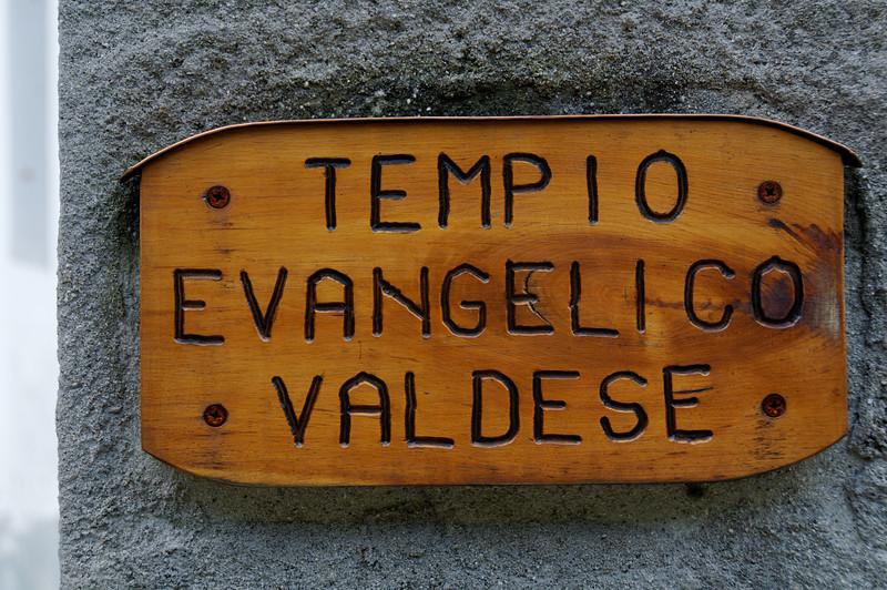 TEMPIO VALDESE <br /> Pra del Torno, italia