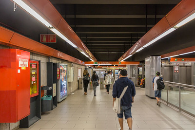 Roma Metro - Line A