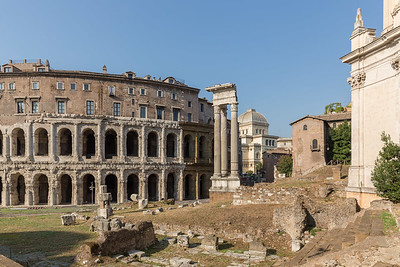 Theatre of Marcellus & Portico of Octavia