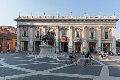 Piazza Del Campidoglio & Musei Capitolini