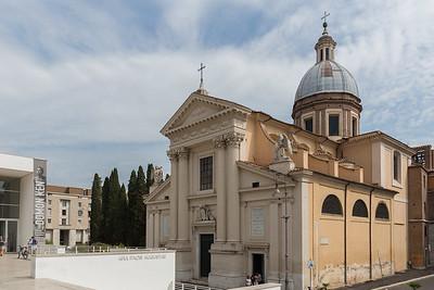 Chiesa di San San Rocco all'Augusteo