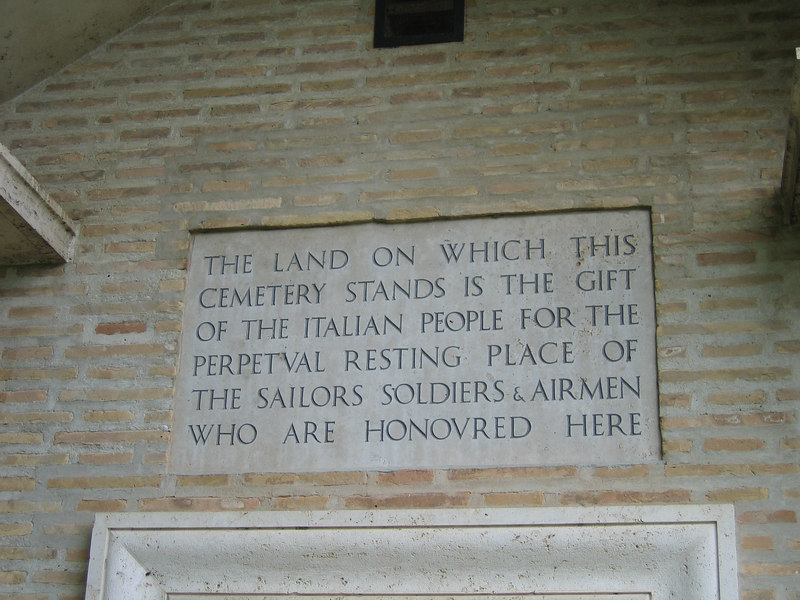 Moro Valley Commonwealth Cemetery