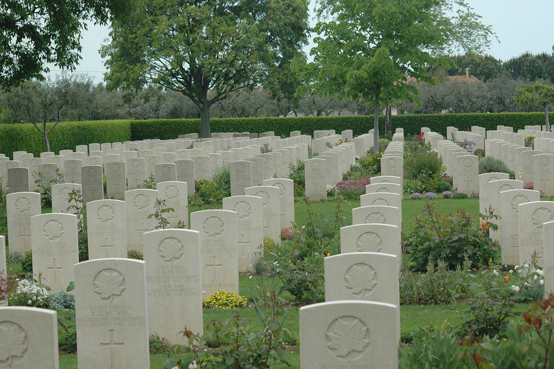 Moro Valley Commonwealth Cemetery